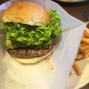 青山ハラカラ  ソースを使わないハンバーガーと7億のお部屋