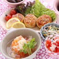 「ホタテ缶と大根とにんじんのさっと煮」と和食の日