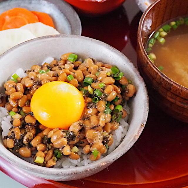 納豆ごはんが極上の味に!「しその実漬け」