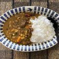 ミックスビーンズを使った6種の豆と牛肉のカレー