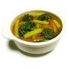 彩り野菜た〜っぷり!手作りカレーパウダーで作るカレースープ