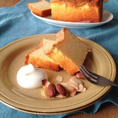ふんわり柔らかバターケーキ