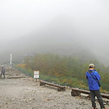 木曽駒ケ岳 2日目 2,956m