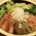 みぞれ鍋で家族だんらん by Sachi(いちご)さん