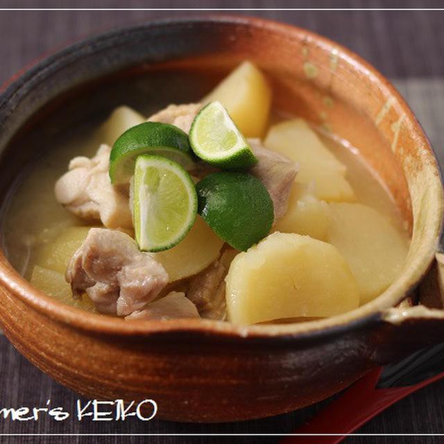 療養中の金魚の話と、レシピはシンプルが一番っ!「じゃがいもの塩煮」他一品。