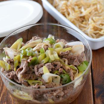 作り置き晩ごはんの主菜と副菜、その日の晩ごはん。「七夕こしひかり」を実食!