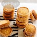 ♡ホットケーキミックスで♡塩バタークッキー♡【#簡単レシピ#卵なし#お菓子#トースター】