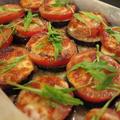 【簡単イタリアン♪】茄子とトマトのオーブン焼き