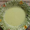マクロビ☆ヘルシー食材で創る、若草色のグリーンピーススープイギリスママ直伝