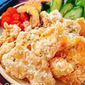 チーズ風味のささみせんべい(動画レシピ)/Cheese flavored Breast crackers. by みすずさん