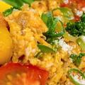 [トルコの簡単卵料理] 〜スパイス香るメネメン〜