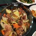 おもてなし料理・鶏もも肉と野菜のオーブン焼き(簡易レシピ付)