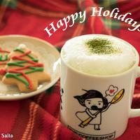 【レシピ】ふんわり♡ほっこり♡おうちで抹茶ラテ
