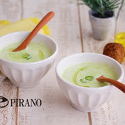 アスパラガスの豆乳ポタージュスープ♪