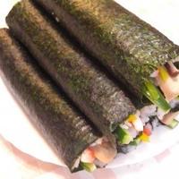 節分巻き寿司