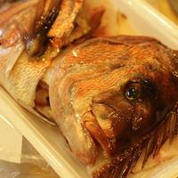 ここにおいしいところが詰まってる♡鯛のアラ煮【おうちのみ大使】