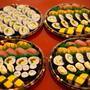 """イタリアで寿司ケータリング """"Catering Sushi per 10 persone"""""""