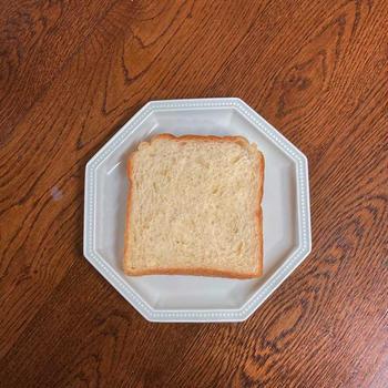 ふんわり甘口プレミアム食パン。