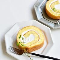【レシピ】付属天板で焼くロールケーキ