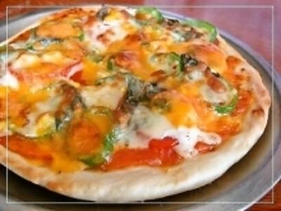 思いついたら即 Pizza