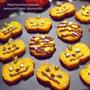 ☆共立食品 ハロウィン用製菓材料 de かぼちゃのクッキー 作ってみましたぁ♪