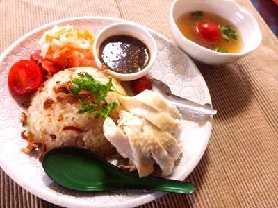 海南鶏飯の画像 p1_4