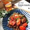 トマトと挽肉のガラムマサラ炒め