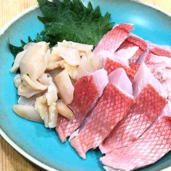 小5男子がさばいていくぅ!白みる貝と金目鯛の湯引き【子どもクッキング】