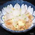 炊飯器で花が咲く。旬の炊き込みごはん。『新玉じゃがご飯』