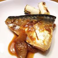 サバの味噌煮!