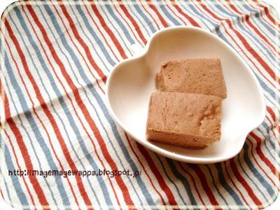 13Jul2012 おから蒸しケーキ