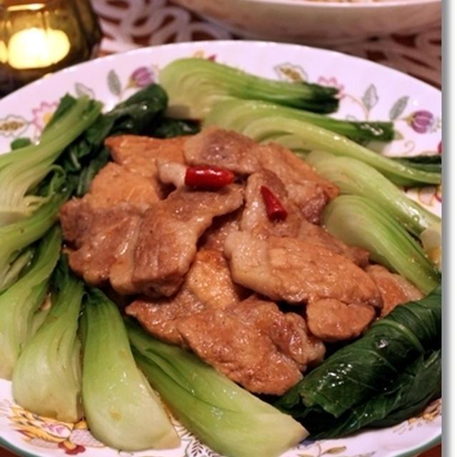 豚肉の黒酢煮&蓮根の柚子胡椒マヨサラダ*つくれぽ♪