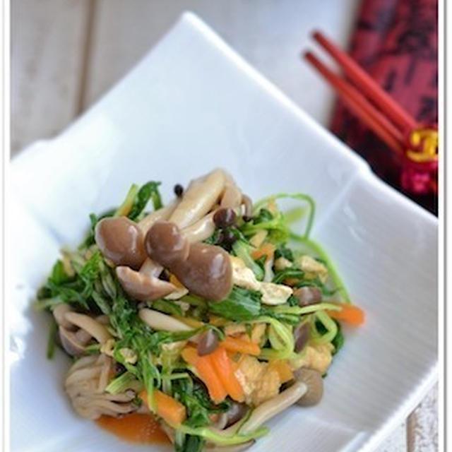 実は火を通しても◎シャキシャキうまい「水菜の作りおき」レシピ3選