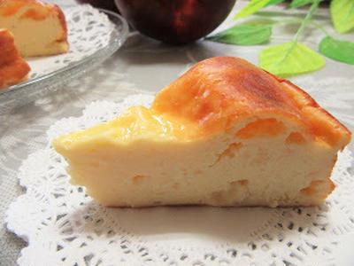 ワンボウルで混ぜて焼くだけ超簡単♡水切りヨーグルトりんごケーキ/くらしのアンテナ掲載*レシピ動画化感謝です♡