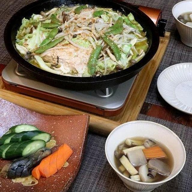 ◆北海道の秋鮭でおうちごはん♪~ゆるやか糖質制限中♪