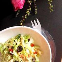 【レシピ付き】ヘルシー!玄米と豆のサラダ