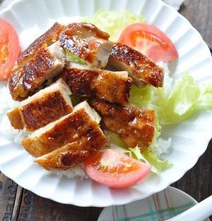 甜麺醤とはちみつで簡単!なんちゃって北京ダック丼