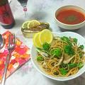 ☆菜の花のパスタ&トマトスープ☆ by Anne -アンネ-さん