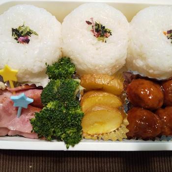 今日のお弁当 第1528号 ~神レシピのミートボール弁当~