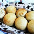 【簡単‼袋deもみもみ♪1 hour bread(ワンアワーブレッド)】基本のテーブルパン