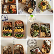 5/12から5/18までの女子高生・女子大生のためのお弁当まとめ◎食べた感想と、コメント返しも!
