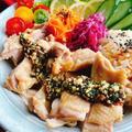 炊き込みで作るシンガポールチキンライス【海南鶏飯】(動画レシピ)