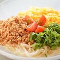 そぼろ素麺 by Marikoさん