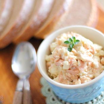 ツナマヨの代わりに!栄養たっぷりでヘルシー&美味しい【ツナチーズ豆腐】