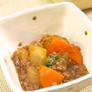 つくれぽ4000件ありがとう☆「大根とひき肉で♪簡単とろ〜り煮物」。