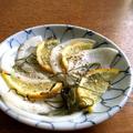 小かぶとレモンの千枚漬☆
