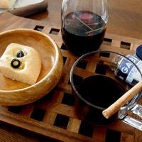 スパイスと旬の食材で楽しむ秋レシピ・・ホットワインと♪
