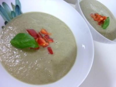 RAWきのこスープ