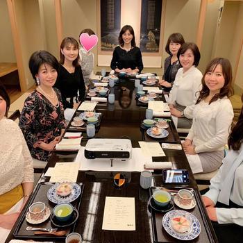和食会席のマナー講座を受講して感じたこと。