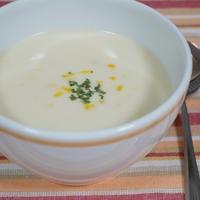 美肌!つぶコーンスープ